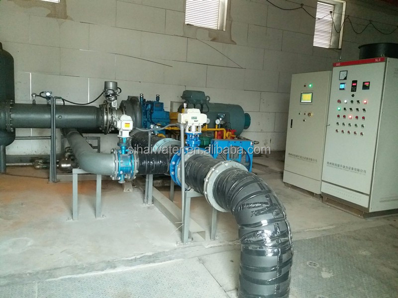 Landfill Leachate wastewater project show mini water treatment plant manufacturers