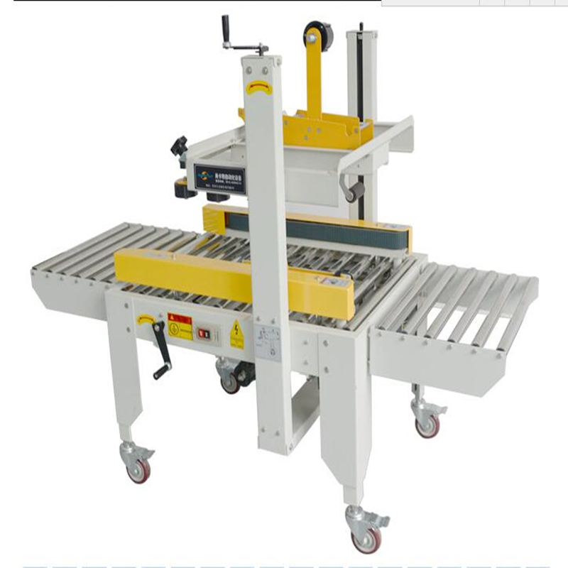 Tape Industrial Carton Sealer Semi Automatic Box Sealing Machine - Buy Tape  Industrial Carton Box Sealing Machine,Adhesive Tape Sealing