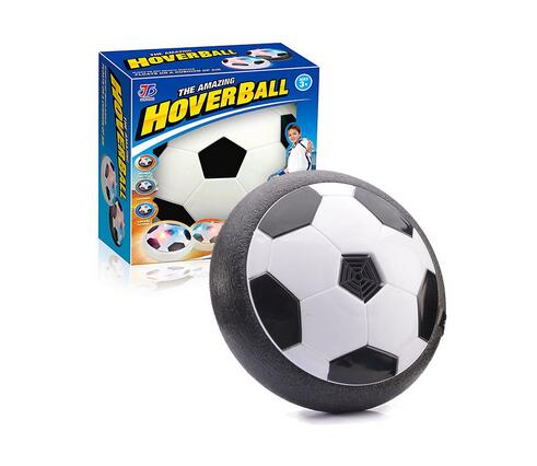 Suspended Football with Foam Bumpers and LED Lights hover soccer bal