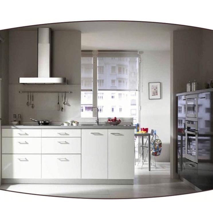 Malaysia Modern Design Cabinet Furniture Semi Gloss Petg Ready Made
