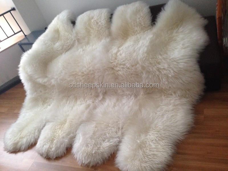 peau de mouton mérinos tapis pas cher tapis de gros-tapis-id de
