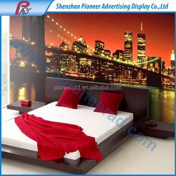 Custom 3d Photo Printing Wallpaper Wall Mural Buy Wall MuralPhoto