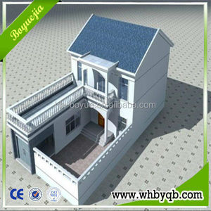2017 China new design cheap prefab homes for sale