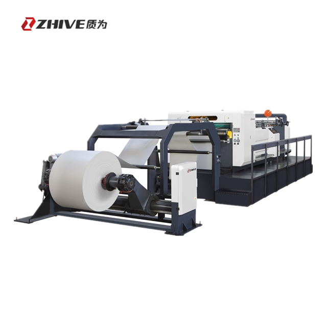 Electric guillotine paper cutter cutting machine price