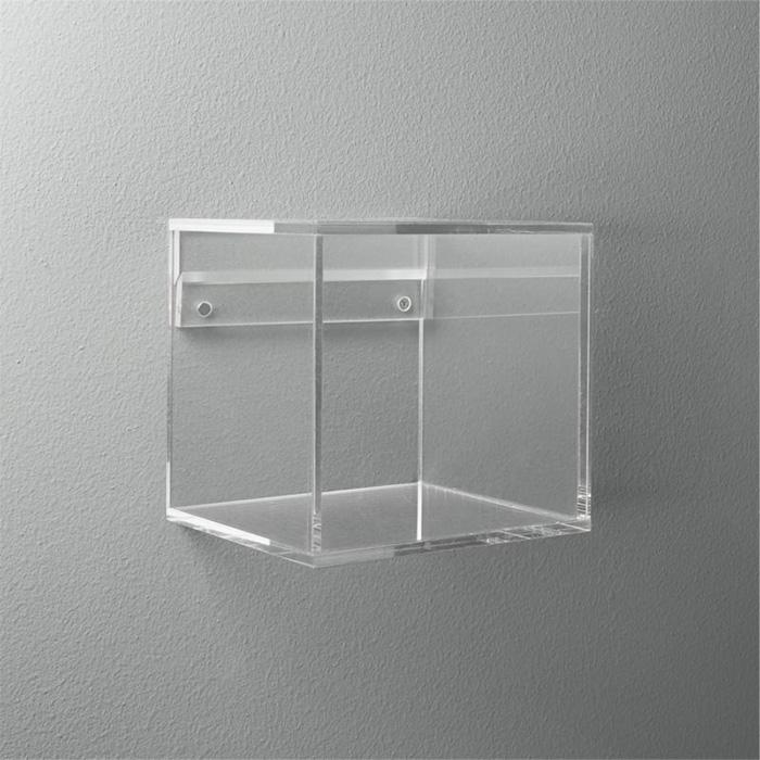 Acrylic Box To Hang On Wall : Wholesale wall mounted acrylic storage box
