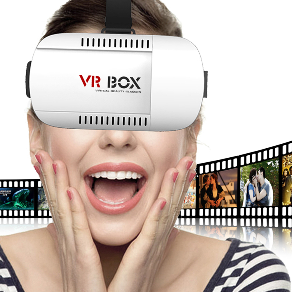 3d virtual reality vr box google glasses cardboard video game ebay. Black Bedroom Furniture Sets. Home Design Ideas