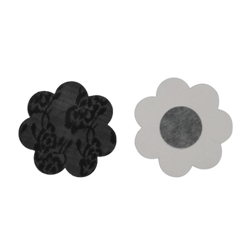 30a60640e5e Disposable Nipple Pasties Nonwoven Satin Lace Nipple Cover - Buy ...
