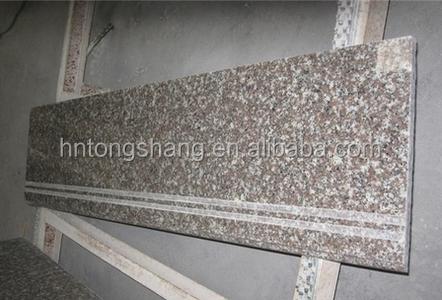 Interni piastrelle per scale antiscivolo g687 granito gradini per