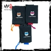 Hot selling faux suede microfiber camera cleaning pouch