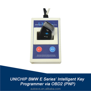 OBD2 Key Programmer and car remote key grabber for b-m-w full e chassis