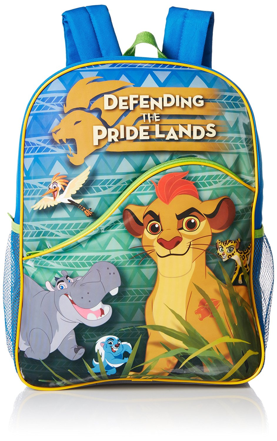 04a54928182 Get Quotations · Disney Boys  Lion Guard 16 Inch Backpack