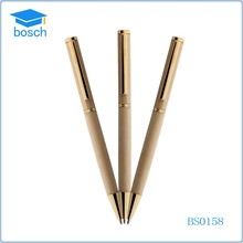 HAND MADE WOODEN PEN NATURAL WOOD CHINENSIS BALL POINT