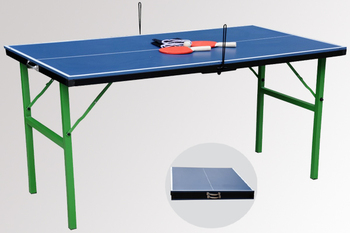 Foldable Mini Table Tennis Table/Kids Toys Baby Tennis Table/Double Folding  Small