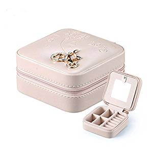 Get Quotations Jason Z Travel Portable Jewelry Box Earrings Storage Display