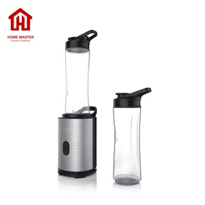 Personal mini juice blender portable blender in tritan with 2 cups