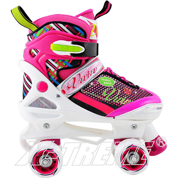 wholesales kids freestyle adjustable quad skate