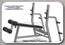 First Rate Wholesale Commercial Decline Bench Press TP133/Gym Equipment/Slim Gym Exercise Machine