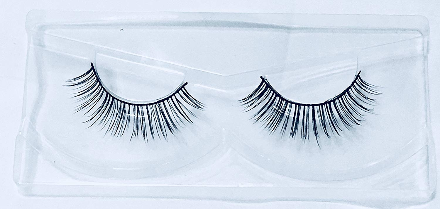 Classy Multi-Ocassion False Lashes by Flutterfly Cosmetics | Sapphire Style | 100% Top Quality Handmade Eyelashes | Comfortable & Long Lasting
