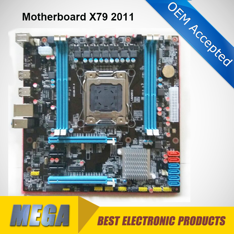 China Manufacture Oem X79 Ecc Intel Lga 2011 Motherboards