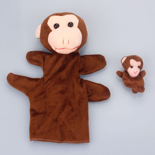stretch finger monkey plush toy for girl
