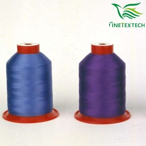 100% nylon bonded thread 420D/3 for sewing