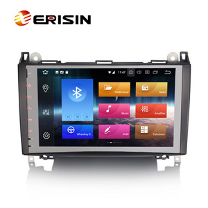"Erisin ES7492B 9"" Android 8.0 headrest dvd player Built-in Car DVR System"