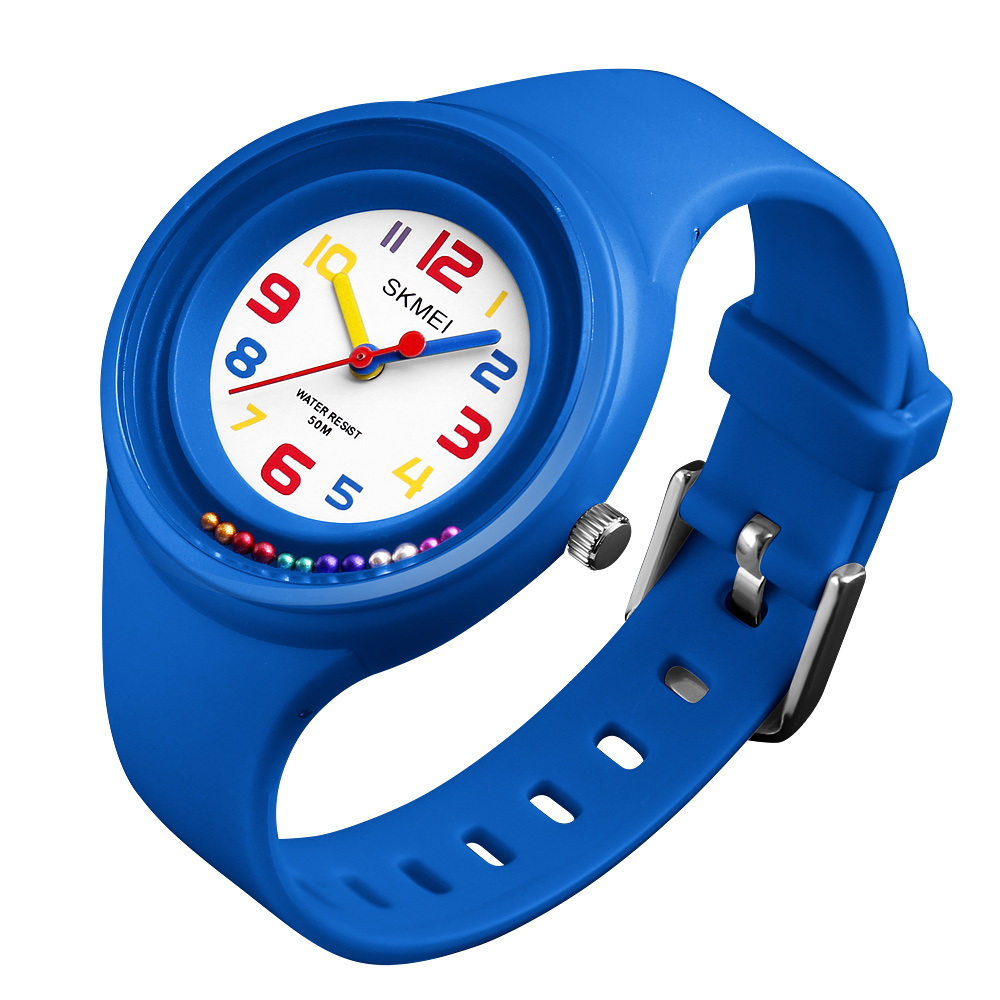Learned 2019 Skmei New Kids Watches Plastic Case Boys Girls Children Watch Outdoor Sports Waterproof Pu Starp Quartz Wristwatches Reloj Children's Watches
