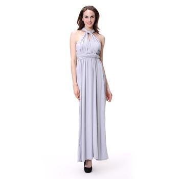 81b6437792cfe79 Оптовая продажа женское длинное платье-трансформер Бесконечность платье  разного вида