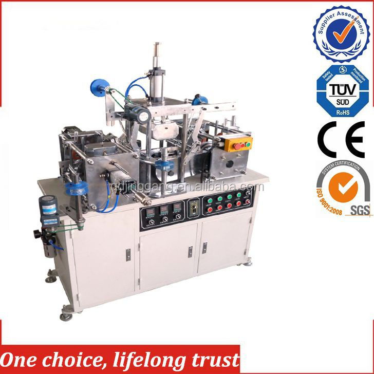 TJ-31 Hot sale automatic plastic pipe hot stamping machine
