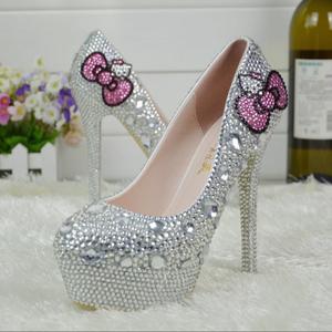 3d874191f43673 Beaded Bridal Shoes