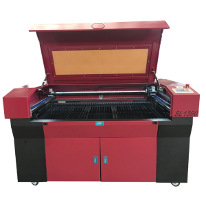 High quality professional thin metal precision jq 1390 100w laser machine for cutting and engraving