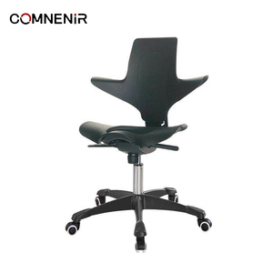 COMNENIR D24 BLACK ergonomic office chair