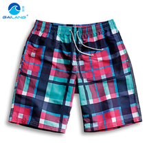 S-5XL shorts Men swimsuit beach mens brand swimwear swim boardshorts quick drying bermudas masculinas de marca surf Shorts