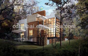 Beautiful Suburban House Design 3d Architect Design