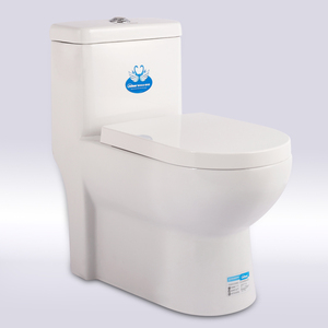 Household water - saving washdown one-piece toilet 200 250mm roughing -in toilet