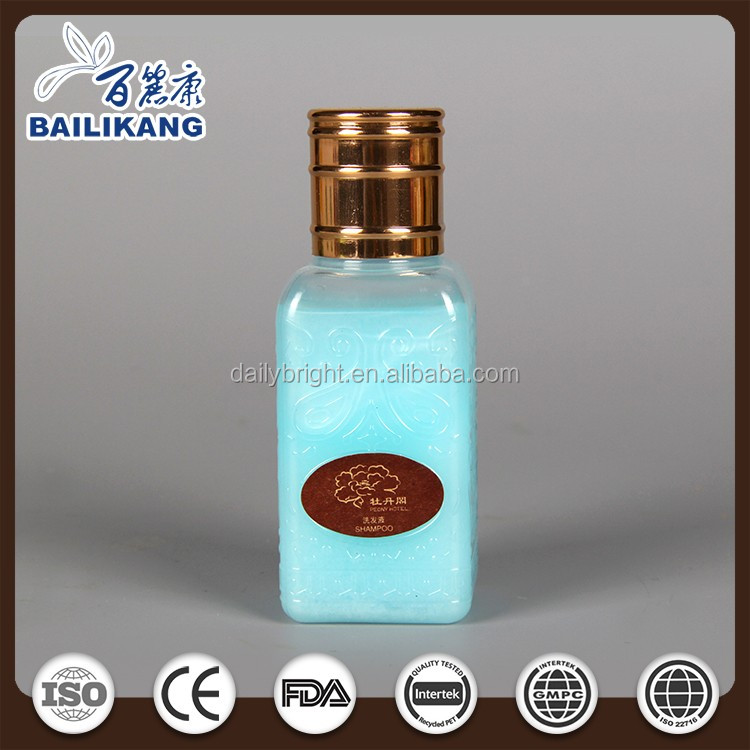 Easy Use Disposable Hotel bubble bath bottles wholesale