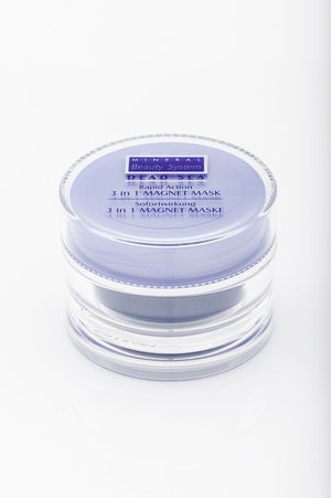 Israel Dead Sea 3in1 Magnet Mask 50ml jar