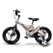 hot sale magnesium alloy children bicycle with suspension /kids bike 12'' 14'' 16''