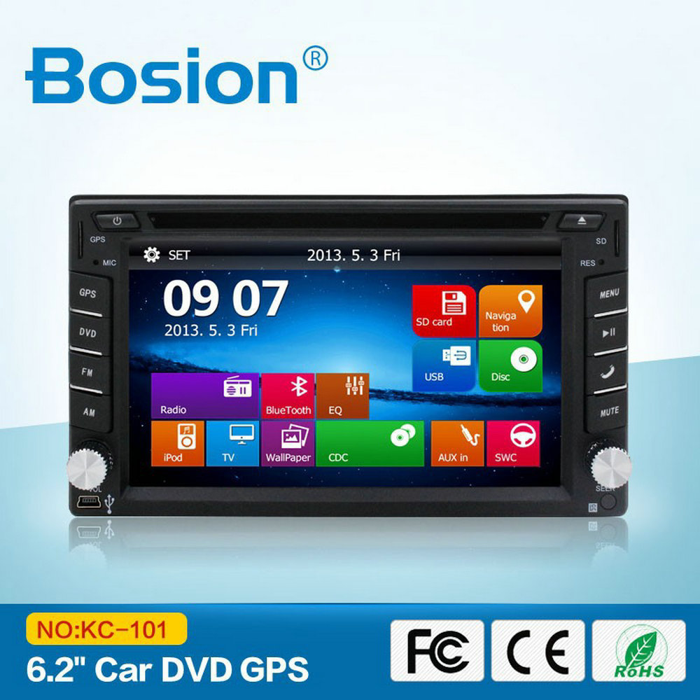 Fashionable Win 6.0 Multimedia DVD Player for Hyundai ix35 Car Radio GPS With IPOD Support Optional