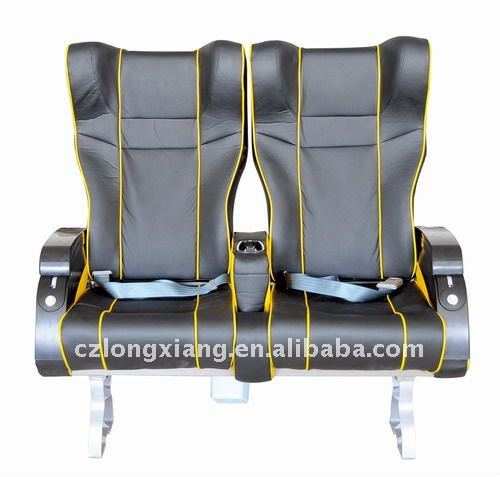 VIP luxury bus seats popular with many clients