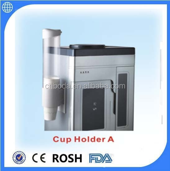 plastic paper cup holder for water dispenser