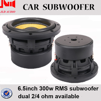 jld audio mini subwoofer for car with dual 4 ohm. Black Bedroom Furniture Sets. Home Design Ideas
