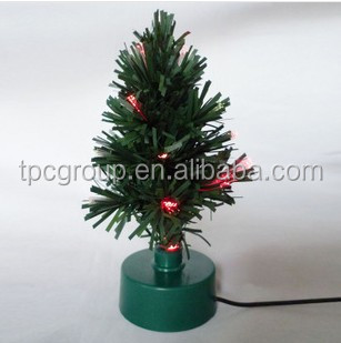 Bureaublad Kleine Glasvezel Kerstboom. Mini Led Kerstboom - Buy ...
