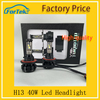 high power H7auto cree led headlight/headlamp cree8000lm