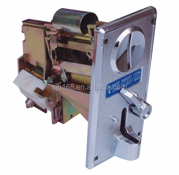 Metal Mechanical coin acceptor