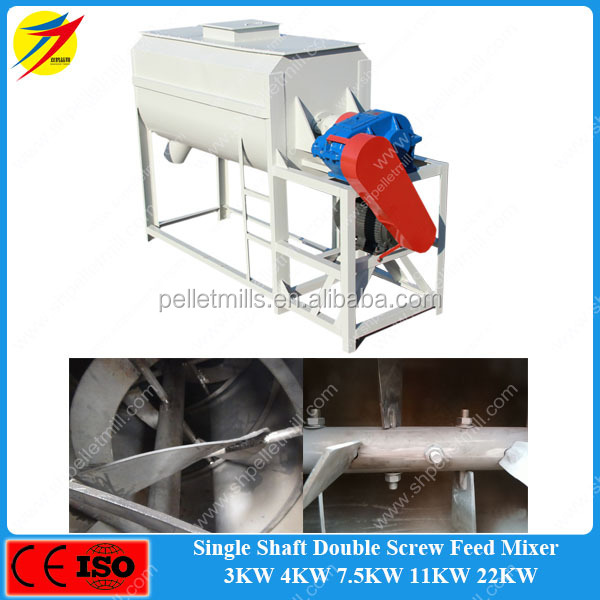 Ce Iso Approved Electric Motor Chicken Cow Sheep Feed Mixer For India  Market - Buy Electric Mixer,Sheep Feed Mixer,Mixer For Cow Feed Product on