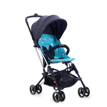 2 In 1 Jolly With Car Seat Doll Foldable Baby Trolley