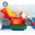 Kids swing auto hoge winst MP3 muntautomaat F1 racing game machine kiddie ritten voor verkoop pretparkritten