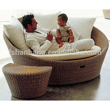 Outdoor Round Chaise Lounge Chair Buy Outdoor Daybed