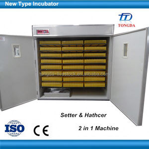 2016 New Automatic incubators used incubator for egg in japan with CE